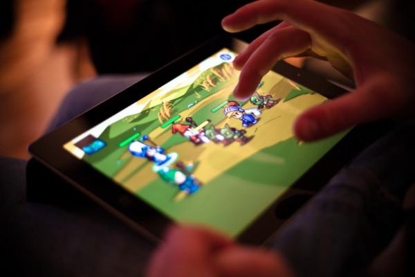 Spil til iPad