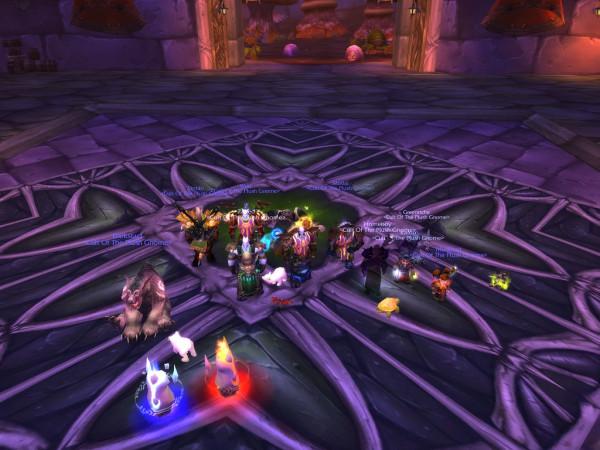Naxxramas Strategi – Plague Quarter – part 1