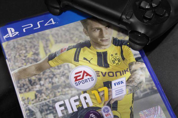 Det spændende FIFA fodboldspil