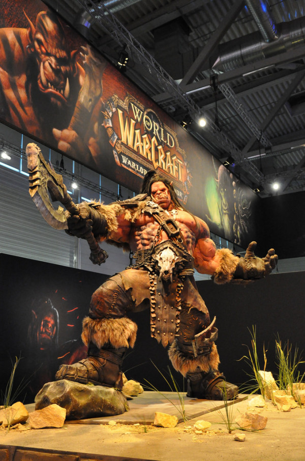 World of Warcraft: Warlords of Draenor udgivelsesdato