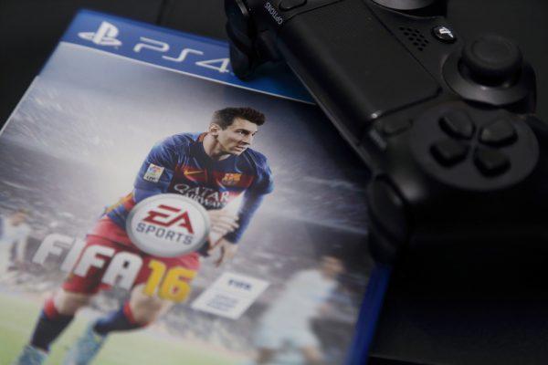 Fifa 16 er kåret til bedste sportsspil